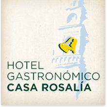 Hotel Gastronómico Casa Rosalía. Hotel Rural en Santiago de Compostela, Galicia