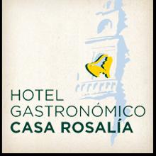 Hotel Gastronómico Casa Rosalía. Hotel Rural en Santiago de Compostela, Galicia